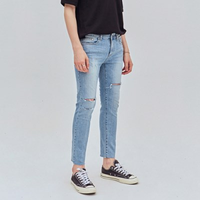 DAMAGE POINT DENIM