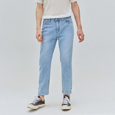 ORDINARY TAPERED DENIM_LIGHT BLUE