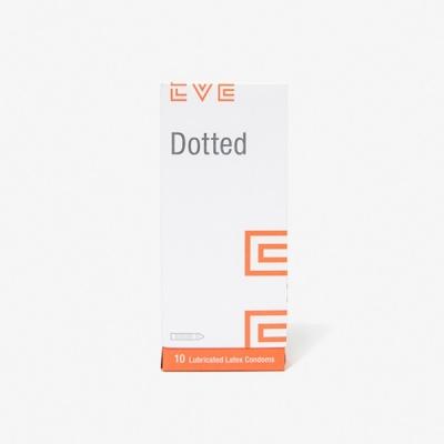 [EVE] 이브 도티드 색다른 느낌 롱러브 돌기형 콘돔