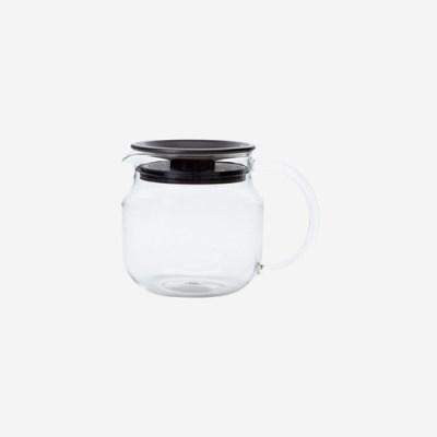 킨토 원터치 티팟 플라스틱 450ml - 브라운_(1422622)