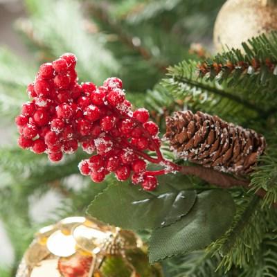 솔베리픽 22cm 트리 크리스마스 장식 소품 TROMCG_(1420472)
