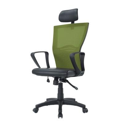 젠틀맨 책상의자 컴퓨터의자 - 블랙5발 大 이중럭킹_(1378167)