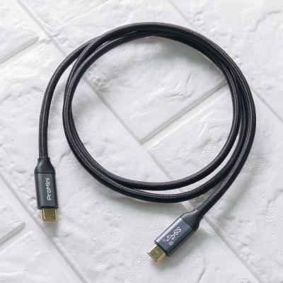 프로미니 USB3.1 Gen2 C타입 PD QC 고속충전케이블 1m
