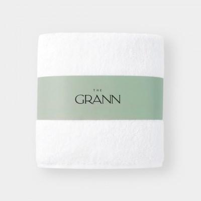 [THE GRANN] 바스 타월 (WHITE)