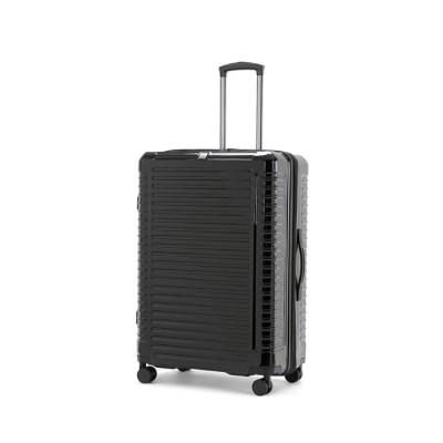 댄디 CTH1130 첼시 블랙 24인치 확장형 하드캐리어 여행가방