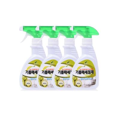 에코그린 곰팡이제거제 다목적 세정제 모음전 3+1
