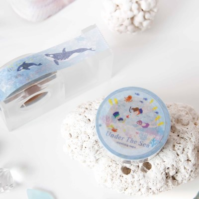Under The Sea Masking Tape