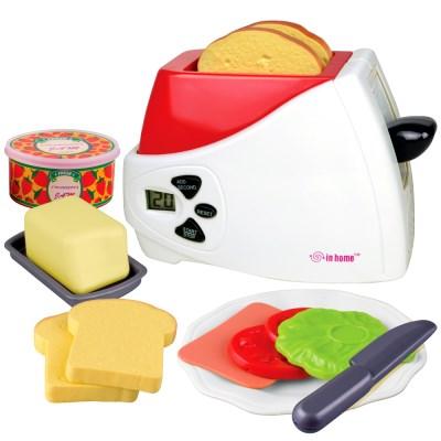 [레드박스] 토스트 만들기 놀이세트 (612R21208)