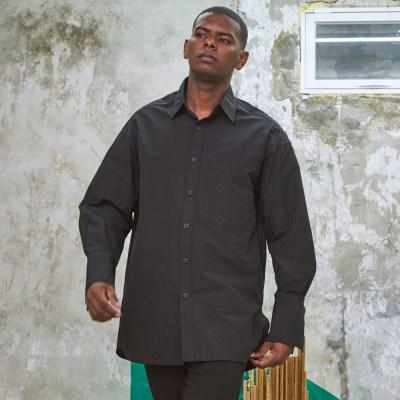 Timeless Classy Shirt Black