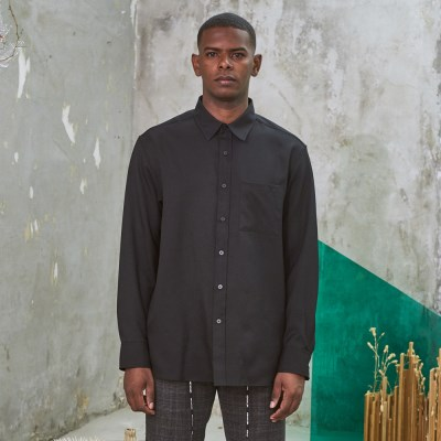 Signature Classy Shirt Black