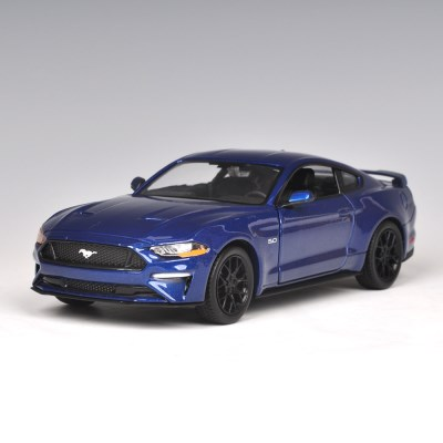 [모터맥스]1:24 2018 포드 머스탱 GT (색상:블루) (537M79352BL)
