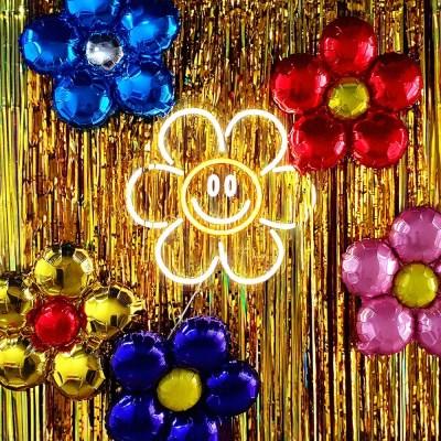 [위글위글]Flower Balloon (5pc)
