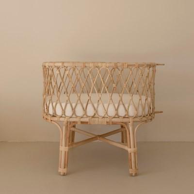 [로렌] 라탄바스켓 레이나 raina basket(with mattress)
