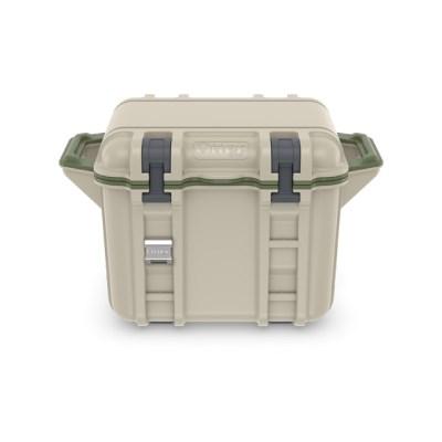 [OTTERBOX] 미국 오터박스 하드 쿨러 캠핑 아이스박스 25(카키)