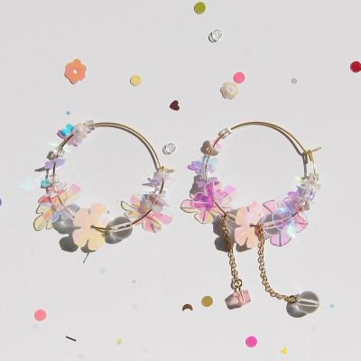 twinkle aurora earrings