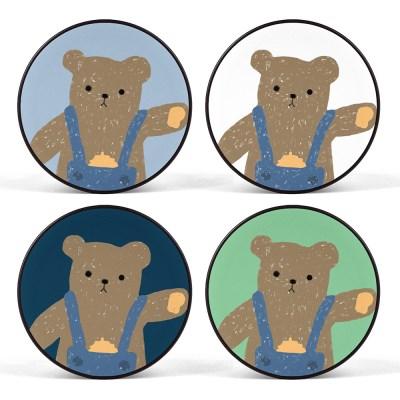허니곰 스마트톡 4종