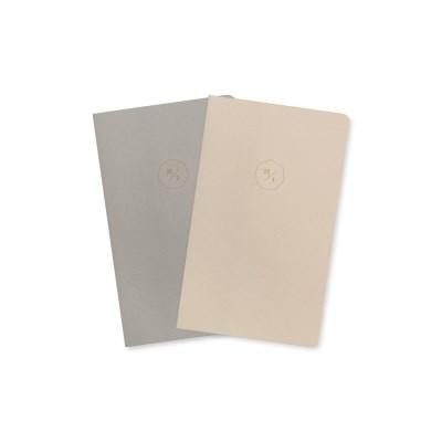 [2020날짜형]20 HALF DIARY set _ cream gray