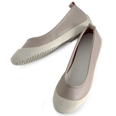 kami et muse Over toe flat sneakers_KM19w005