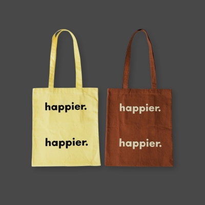 O,LD! Happier shoulder bag