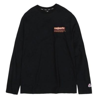 ML191UCATS011 UNI BCG 긴팔 티셔츠 (블랙)