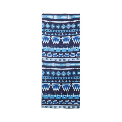 4몬스터 YOGA TOWEL Forest Blue