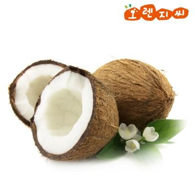 베트남 코코넛 4과(개당 1kg내외) 4kg