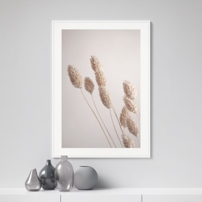 갈대 그림 가을 풍경 사진 인테리어 액자 그래스