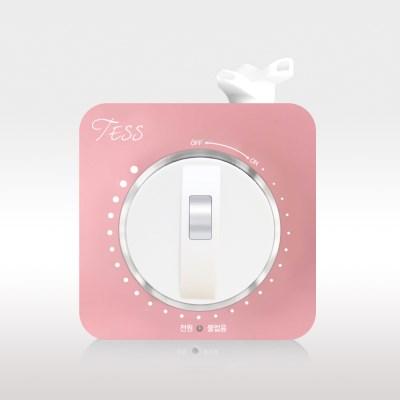 TESS-7000 테스 프리미엄 보틀형 미니가습기(핑크)_(1810123)