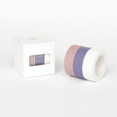 아르떼 마스킹테이프 3P SET - Berry cream
