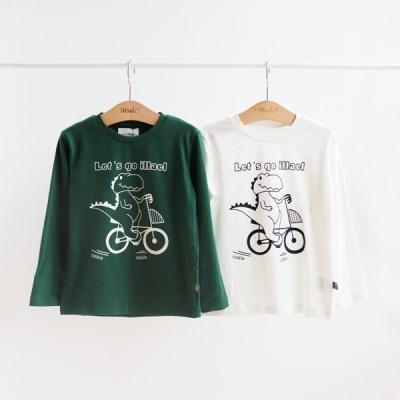 바이크 다이노 아동 티셔츠 IB3CL880B