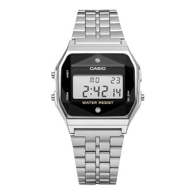 카시오 CASIO A159WAD-1DF (A159WA-1) 디지털 공용 메탈_(1137932)