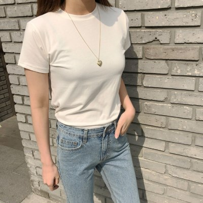 [made] mini round tee (5color)