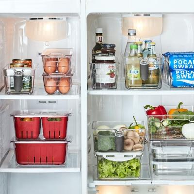 안심클린 냉장고 정리 시리즈 HS