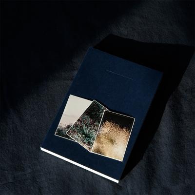 (만년형) Record Note ver.2 Blue
