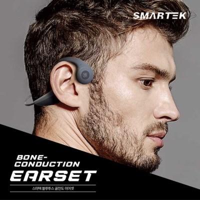 스마텍 블루투스 골전도이어셋 통화+음악 STBT-BCE01_(2261376)