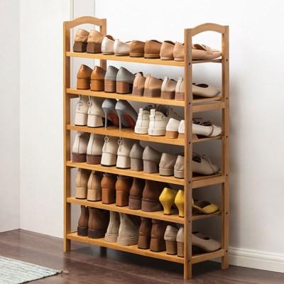 좁은현관신발장 원목 실내화거치대 모던 세련 슈즈랙 신발장