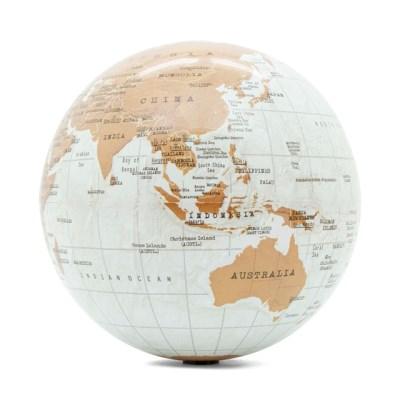 [럭키스] 회전 지구본 세계지도_(1753981)
