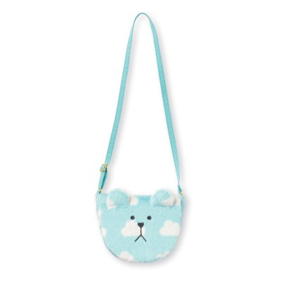 크래프트홀릭 OYASUMI SLOTH KIDS CROSS BAG