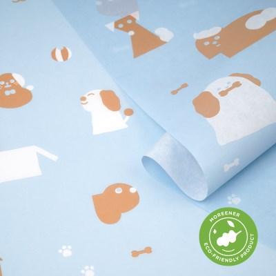 고급 친환경 포장지 렛츠플레이 (10장)