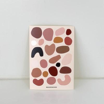 페블스티커 어텀 pebble stickers autumn