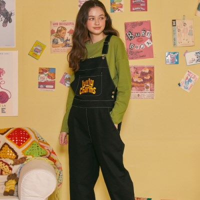 LZ OVERALL PANTS(BLACK)_(4063284)