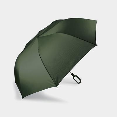 [LEXON] MINI HOOK 2단 우산 Khaki - LU21K