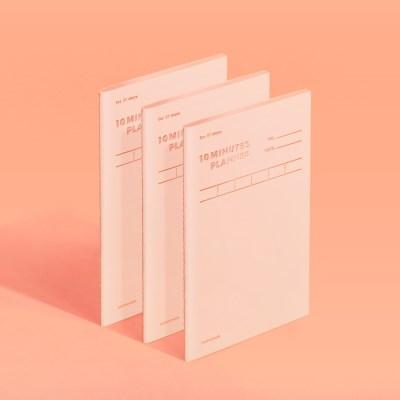 [모트모트] 텐미닛 플래너 31DAYS 스페셜 - 샤인피치 3EA