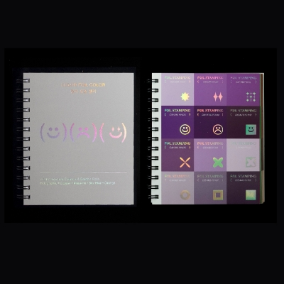 컬러 포일 컬러(Color Foil Color vol.1, 2)