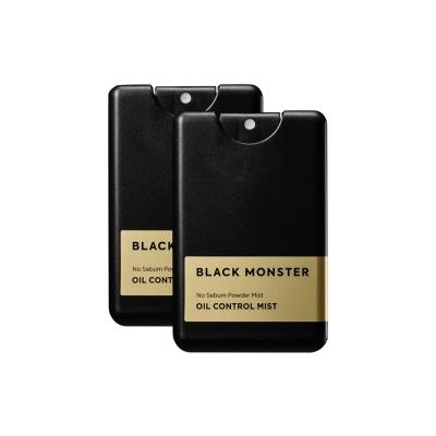 [무료배송/NEW] 블랙몬스터 오일 컨트롤 미스트 17ml (2개입)