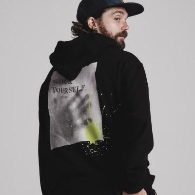 Shadow hoodie_BLACK
