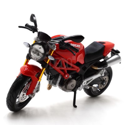 1:12 DUCATI 몬스터 696 오토바이 미니카