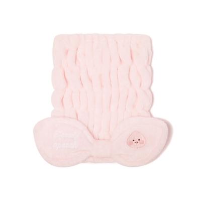 러블리 헤어터번-핑크