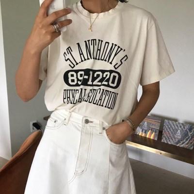 네추럴 세인트 티셔츠