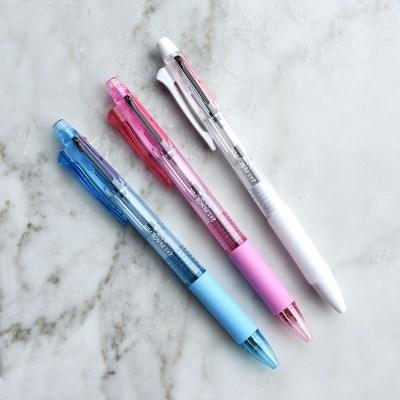 2+1 Pencil Pen (블랙,레드 2색심과 샤프펜슬)